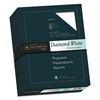 Southworth 25% Cotton Diamond White Business Paper, 20lb, 95 Bright, 8 1/2 x 11, 500 Sheets