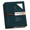 Southworth Quality Bond #1 Sulphite Paper, 20lb, 95 Bright, Wove, 8 1/2 x 11, 500 Sheets