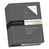Southworth Parchment Specialty Paper, Blue, 24lb, 8 1/2 x 11, 500 Sheets