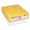 Neenah Paper CLASSIC Linen Paper, 24lb, 97 Bright, 8 1/2 x 11, Solar White, 500 Sheets