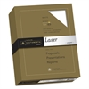 25% Cotton Laser Paper, 24lb, 95 Bright, Smooth Finish, 8 1/2 x 11, 500 Sheets