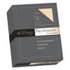 Southworth Parchment Specialty Paper, Copper, 24lb, 8 1/2 x 11, 500 Sheets