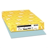 Exact Vellum Bristol Cover Stock, 67lb, 11 x 17, Blue, 250 Sheets