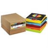 Astrobrights Color Paper - Five-Color Mixed Reams, 24lb, 8 1/2 x 11, 5 Colors, 1250 Sheets