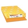 Astrobrights Color Paper, 24lb, 11 x 17, Cosmic Orange, 500 Sheets