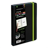 ColorPop Journal, College Ruled, 8 1/4 x 5 1/8, Black, 240 Sheets