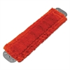 Mop Head, Microfiber, Heavy-Duty, 16 x 5, Red