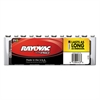 Rayovac Ultra Pro Alkaline Batteries, 9V, 6/Pack