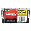 Rayovac Ultra Pro Alkaline Batteries, AAA, 8/Pack