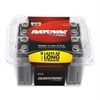 Rayovac Ultra Pro Alkaline Batteries, 9V, 8/Pack