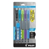 G-2 Mechanical Pencil, 0.7mm, Assorted, 5/Pack