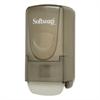 Plastic Liquid Soap Dispenser, 800mL, 5.4w x 4 1/2d x 10.9h, Smoke