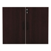 "Alera Alera Valencia Series Cabinet Door Kit For All Bookcases, 31 1/4"" Wide, Mahogany"
