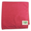 SmartColor MicroWipes 4000, Heavy-Duty, 16 x 15, Red, 10/Case