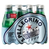 San Pellegrino Sparkling Natural Mineral Water, 16.9 oz Bottle, 12/Pack