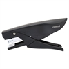 "Universal Deluxe Plier Stapler, 20-Sheet Capacity, 1 3/4"" Throat, Black"