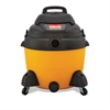 Shop-Vac Economy Wet/Dry Vacuum, 16 gal, 120 V, Yellow/Black
