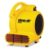"Shop-Vac Mini Air Mover, Yellow, 8"", Plastic, 500 cfm"