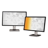 "Frameless Gold LCD Privacy Filter for 22"" Widescreen Monitor, 16:10"