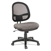Alera Interval Series Swivel/Tilt Mesh Chair, Graphite Gray