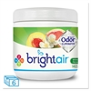 BRIGHT Air Super Odor Eliminator, White Peach and Citrus, 14oz, 6/Carton