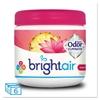 BRIGHT Air Super Odor Eliminator, Island Nectar and Pineapple, Pink, 14oz, 6/Carton