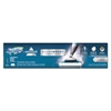 "Swiffer Bissell SteamBoost Mop, 10"" Wide Head, 48"" Handle, Blue"