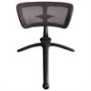Alera EQ Series Headrest, Mesh, Black