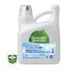 Natural 2X Concentrate Liquid Laundry Detergent, Free & Clear,99Loads,150oz,4/CT