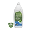 Seventh Generation Natural Dishwashing Liquid, Free & Clear, 25 oz Bottle, 12/Carton