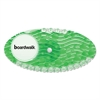 Boardwalk Curve Air Freshener, Cucumber Melon, Green, 10/Box
