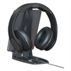 Headset Hangout, Plastic, Black