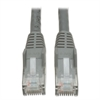 CAT6 Snagless Molded Patch Cable, 5 ft, Gray
