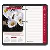 House of Doolittle Earthscapes Desk Calendar Refill, 31/2 x 6, 2017