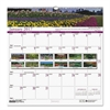 House of Doolittle Recycled Gardens of the World Monthly Wall Calendar, 12 x 12, 2017