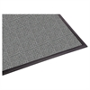 WaterGuard Indoor/Outdoor Scraper Mat, 48 x 72, Gray