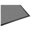 WaterGuard Indoor/Outdoor Scraper Mat, 36 x 120, Gray