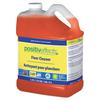 Floor Cleaner, Tangy Fruit, 1 gal Bottle, 4/Carton