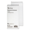 Earthwise Recycled Reporter's Notebook, Pitman Rule, 4 x 8, White, 70 Sheets