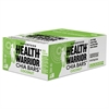 Health Warrior Chia Bars, Coconut, 25 g Bar, 15/Box