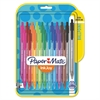 Paper Mate InkJoy 100 RT Retractable Ballpoint Pen, 1mm, Assorted, 20/Pack