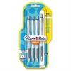 InkJoy 700 RT Retractable Ballpoint Pen, 1mm, Assorted, White Barrel, 4/Pack