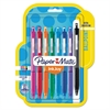 InkJoy 300 RT Retractable Ballpoint Pen, 1mm, Assorted, 8/Pack