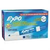EXPO Low Odor Dry Erase Marker, Bullet Tip, Blue, Dozen