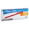 Write Bros Mechanical Pencil, .7mm, Assorted, Dozen