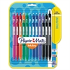 InkJoy 300 RT Retractable Ballpoint Pen, 1mm, Assorted, 24/Pack
