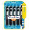 Paper Mate InkJoy 300 RT Retractable Ballpoint Pen, 1mm, Black, 24/Pack