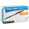 Write Bros Stick Ballpoint Pen, Black Ink, 1mm, 60/Pack