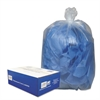 Classic Clear Clear Low-Density Can Liners, 7-10gal, .6mil, 24 x 23, Clear, 500/Carton