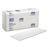 "Premium Multifold Towel, 1-Ply, 9 1/8"" W x 9 1/2"" L, White, 150/Pack, 16PK/Ctn"
